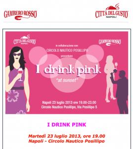 drinkpinknapoli