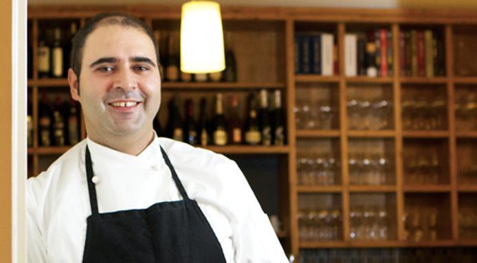 Chef D'Agostino del ristorante Veritas, nuova Stella Michelin