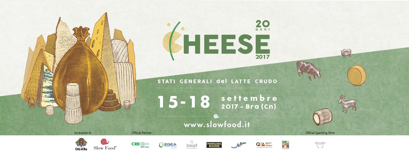 Stati Generali del Latte Cheese 2017