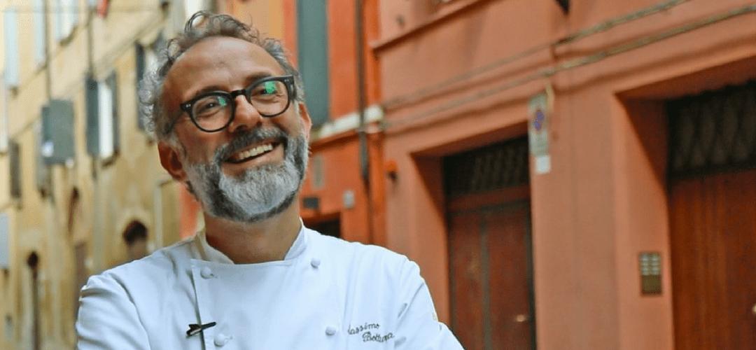 Massimo Bottura Identità di Pasta Master Enogastronomia