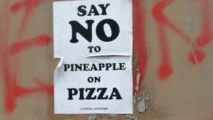 Dieta Mediterranea e Pizza