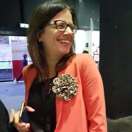 Mariella Caputo, ambasciatrice del gusto a Identità Golose