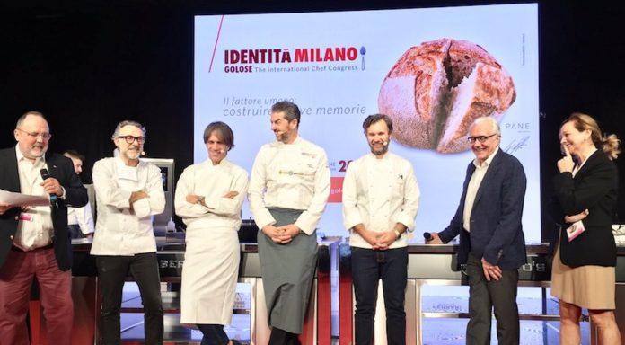 Omaggio Alain Ducasse Identità Golose Milano 2019