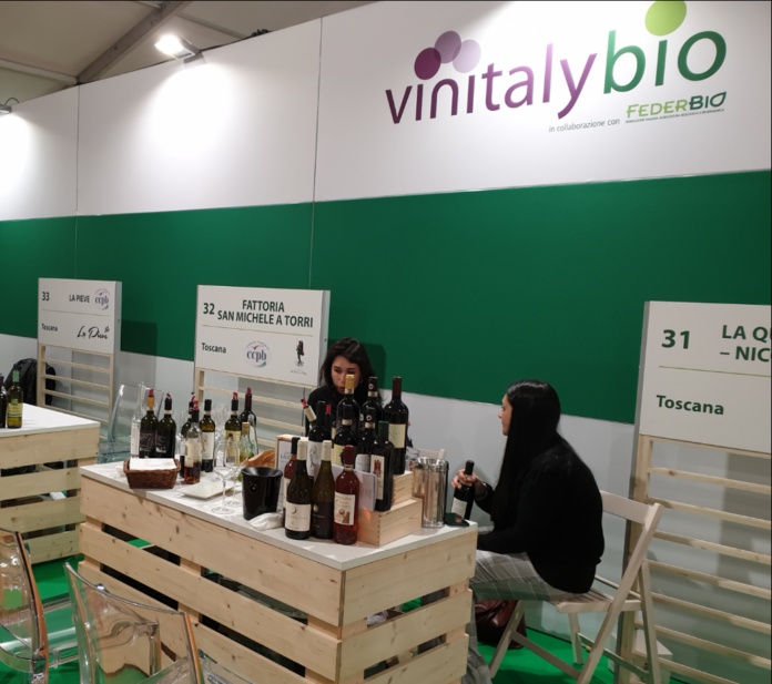 evento VinitalyBio