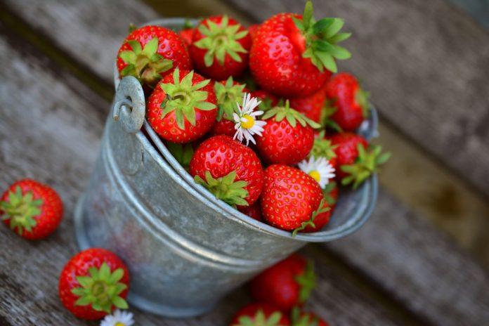 Frutta di stagione di maggio